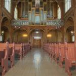 Midtgangen Strinda Kirke